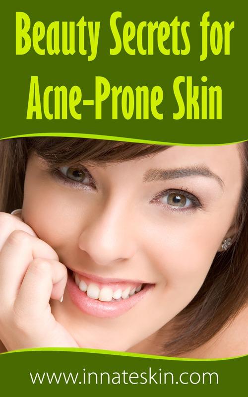 Beauty Secrets for Acne Prone Skin